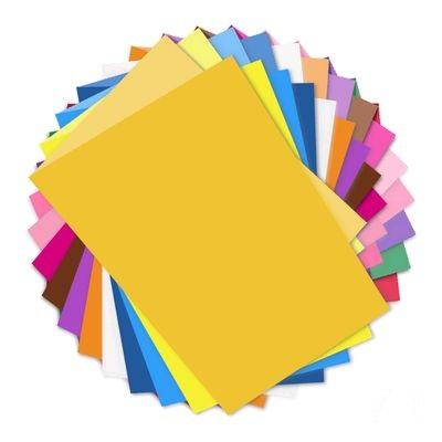 Papel de seda 48 x 60 cores unid.