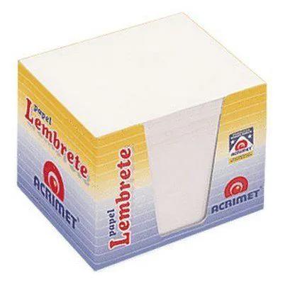 BLOCO PAPEL LEMBRETE 953 C/ 750 FLS ACRIMET UND