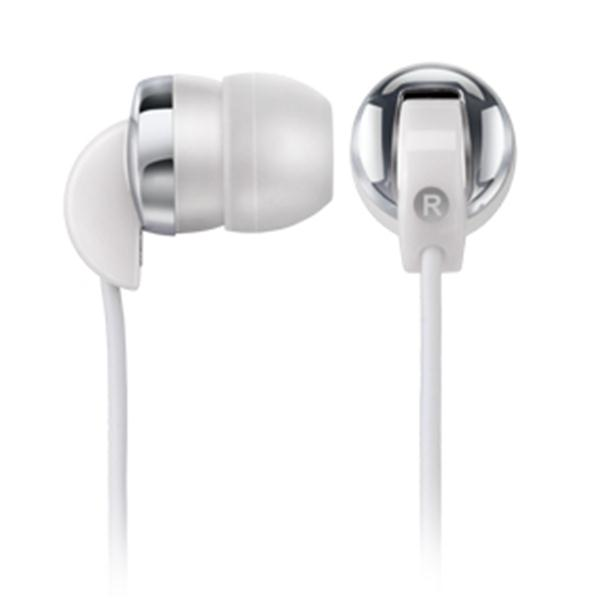 Fone de ouvido Sport branco Multilaser PH017 unid.