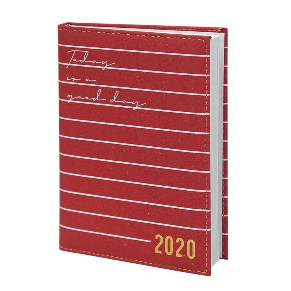 Agenda mini executiva 2020 com 336 páginas 2901 Vermelho DAC unid.