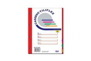 Bloco refil Fichário 96 folhas Tiliflex 12291-1 Tilibra unid.