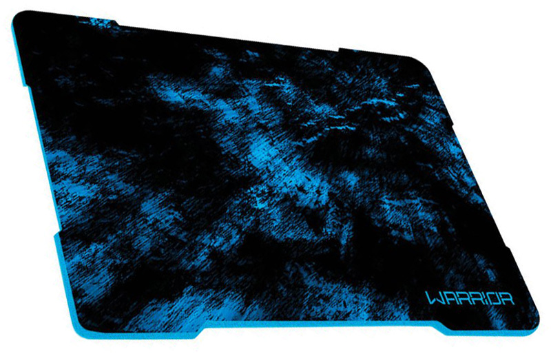 Mouse Pad Gamer Warrior azul Multilaser AC288 unid.