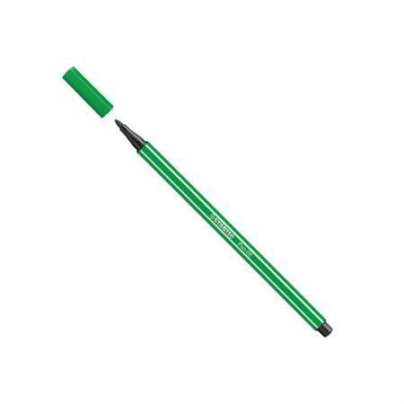 Caneta Pen Stabilo verde esmeralda 68/36 Stabilo unid.