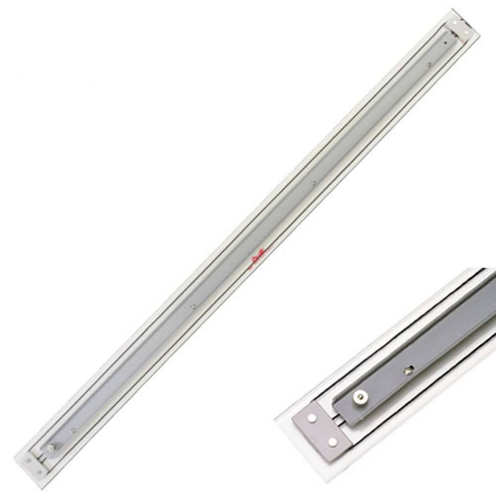 Régua paralela 100 cm Acrílica 6310 Trident unid.