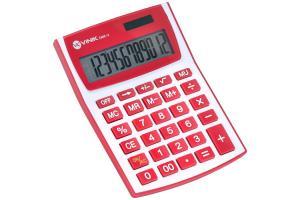 Calculadora de mesa 12 dígitos com conexão Bells