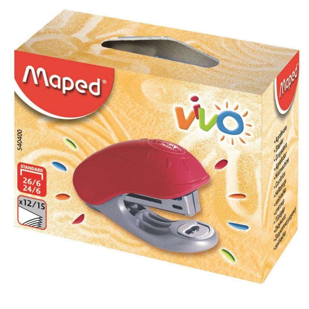 Grampeador Maped Vivo Mini unid.