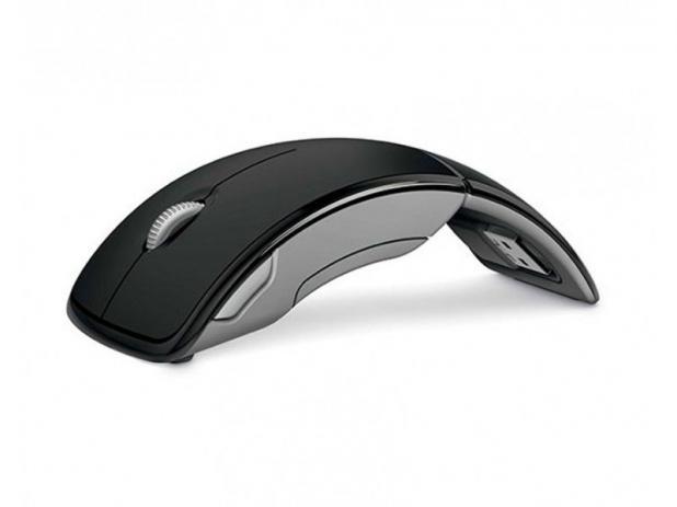Mouse dobrável sem fio 3 botões Multilaser MO153 unid.
