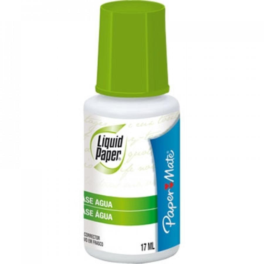 Corretivo Líquido 17 ml Liquid Paper unid.