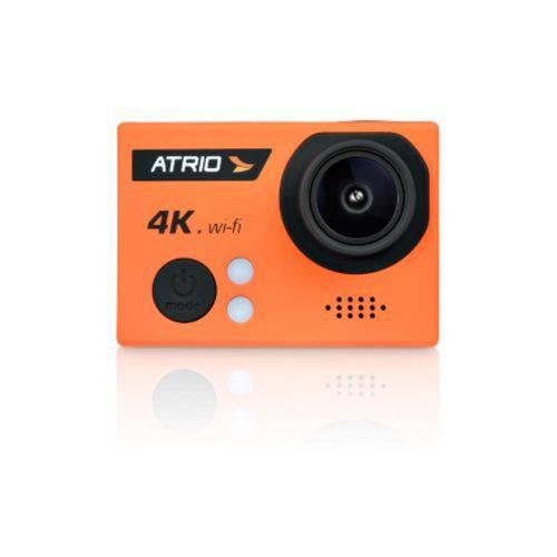 Câmera Filmadora Digital Tecnologia 4K Laranja DC185 Atrio unid.