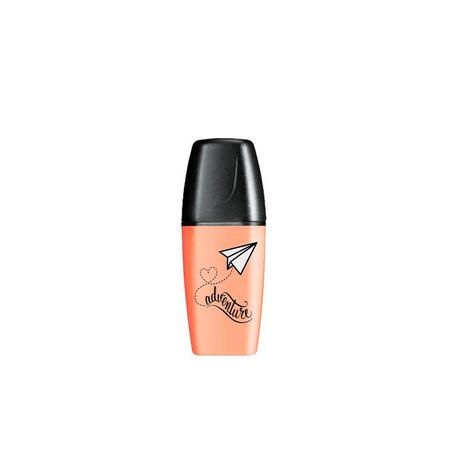 Caneta marca texto Stabilo Mini Pastel Love pêssego Stabilo unid.
