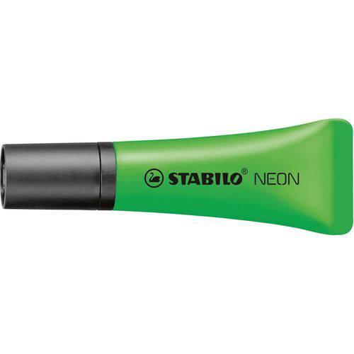 Caneta marca texto Stabilo Neon verde 70/33 Stabilo unid.