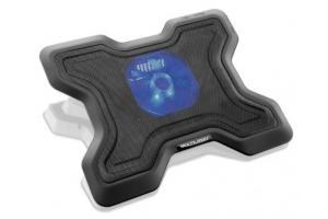 Suporte Cooler para Notebook com LED Metal Multilaser AC123 unid.
