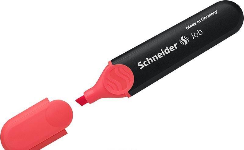 Marca texto Schneider Job vermelho Compactor unid.