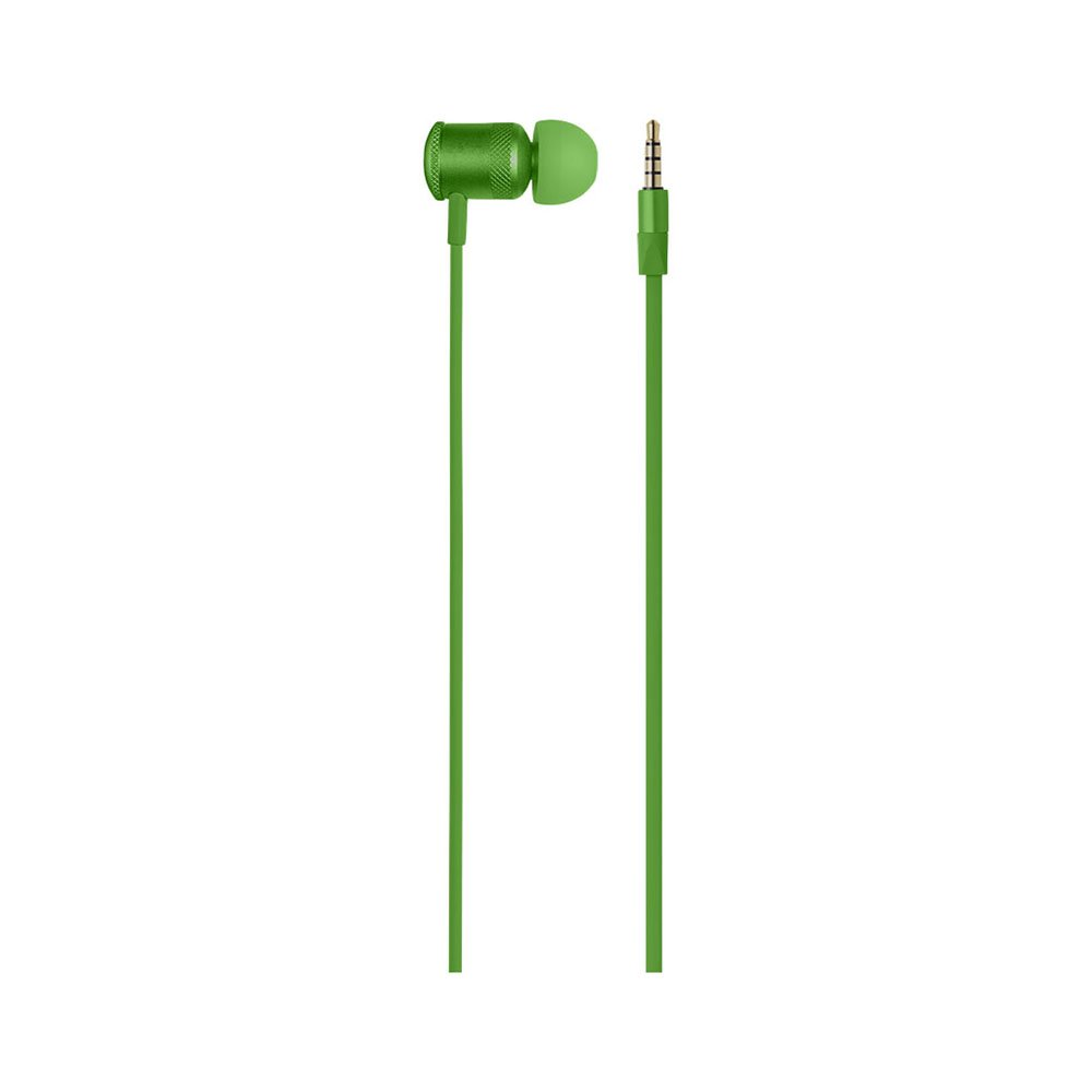 Fone de ouvido Neon Pulse verde Multilaser PH189 unid.