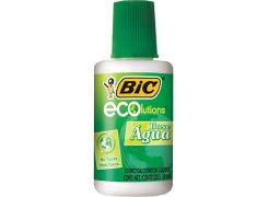Corretor líquido Ecolutions 18 ml BIC unid.