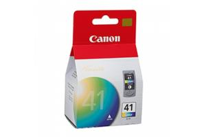 Cartucho de impressão CL-41 12ml Color Canon unid.