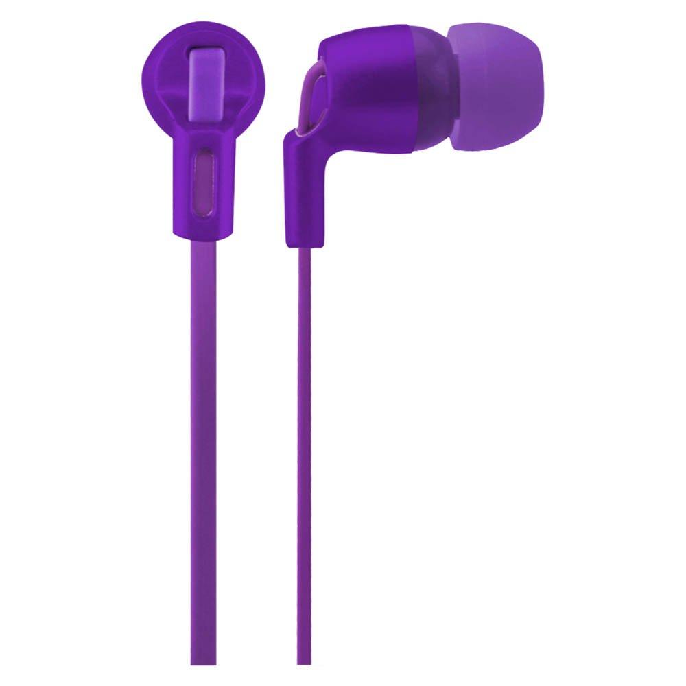 Fone de ouvido Neon Series roxo PH140 Multilaser unid.