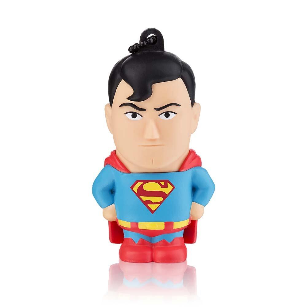 Pen Drive Super Homem 8 GB DC Comics Multilaser PD086 unid.