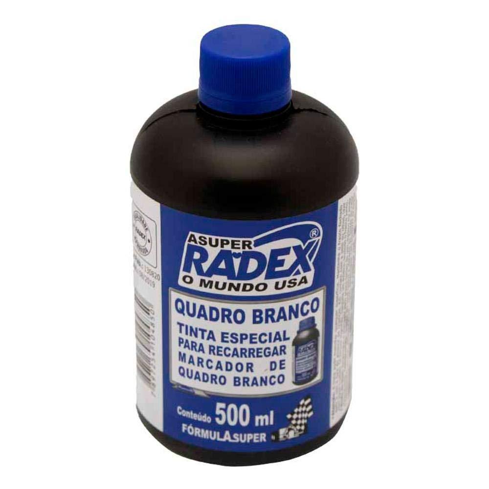 Tinta para marcador de quadro branco 500ml Super 4850 Azul Radex unid.