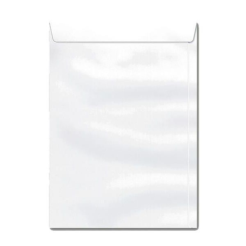 Envelope saco branco 16 x 22 90 grs unid.