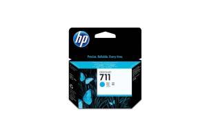Cartucho de tinta 711 CZ130AB 29ml Ciano HP unid.