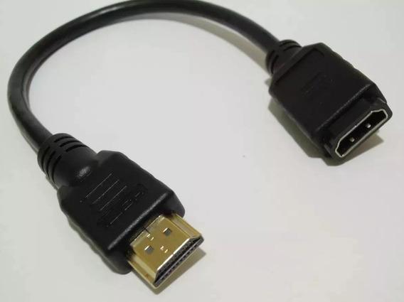 CABO HDMI EXTENSOR 19 PIN MACHO X 19 PIN FEMEA 3MT 60578-7 MAXPRINT