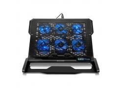 Suporte Cooler para Notebook com 6 Fans LED 1500 RPM Multilaser AC282 unid.