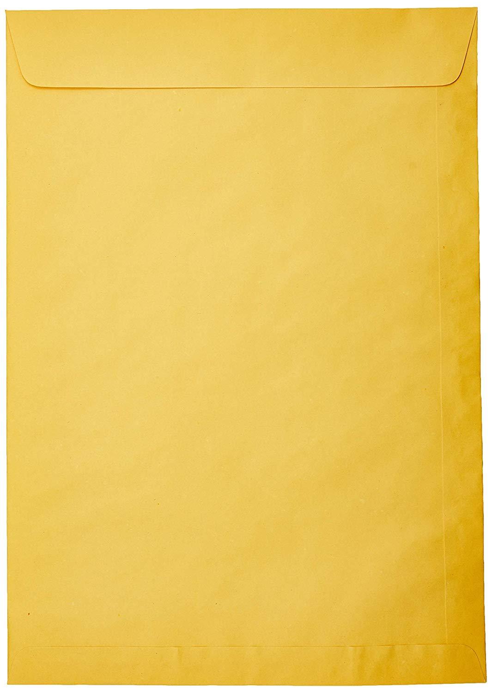 Envelope saco ouro 22 x 32 80 gramas SKO332TB Tilibra caixa com 100 unid.