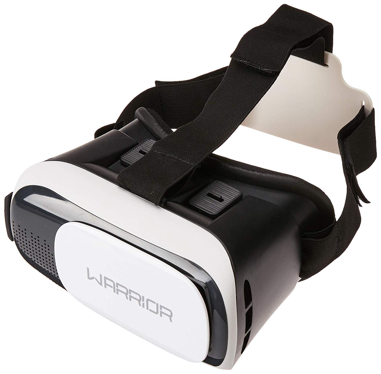 Óculos de Realidade Virtual Gamer Warrior VR Multilaser JS080 unid.