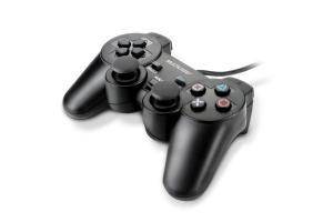 Controle Joypad Dual Shock Multilaser JS030 unid.