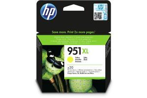 Cartucho de tinta 951 XL CN048AB 17ml Amarelo HP unid.