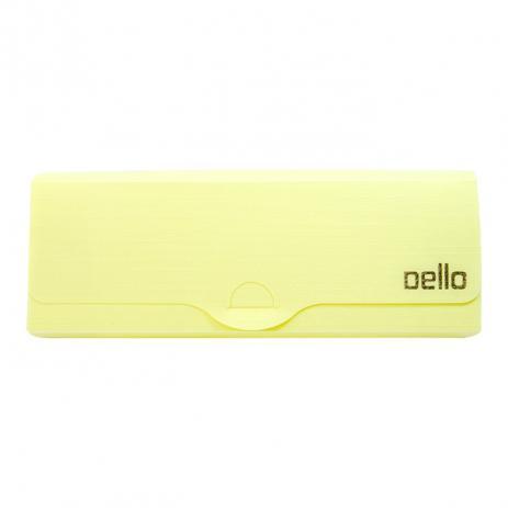 Estojo multiuso linho serena 8800.AP amarelo pastel Dello unid.
