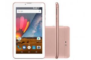 Tablet 7 M7 3G NB271 golden rose Multilaser unid.
