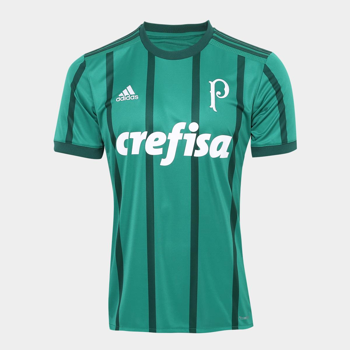 Camisa Palmeiras OFICIAL I P/M/G/GG Adidas unid.