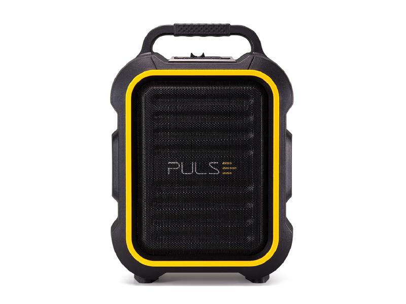Caixa de som Multiuso BT/FM/AUX/SD/USB/MIC Pulse SP295 unid.