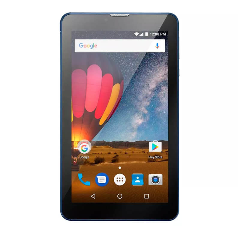 Tablet 7 M7 3G Plus azul Multilaser NB270 unid.