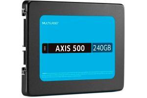 SSD 240GB AXIS 500 SS200 MULTILASER UND