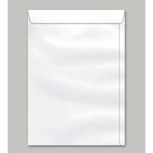 Envelope saco branco 26 x 36 90grs unid.