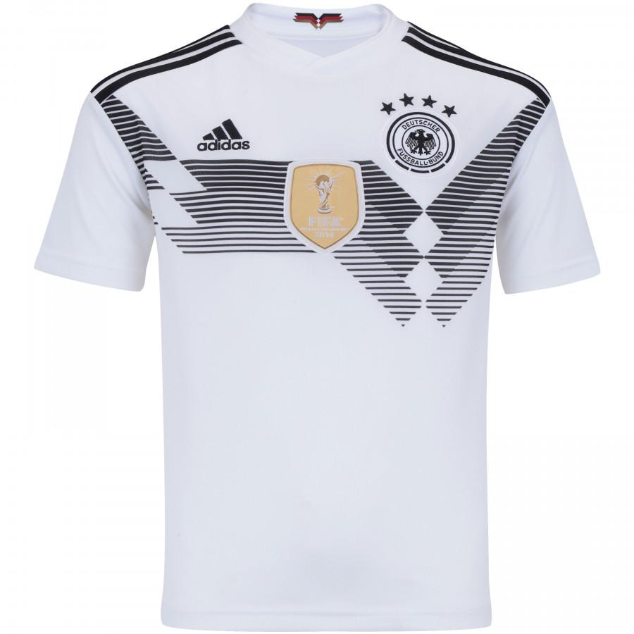 Camisa Alemanha OFICIAL I 2018 GG Adidas unid.