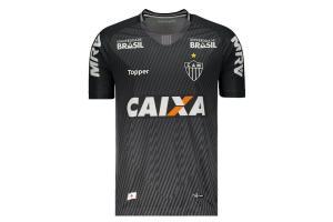 Camisa Atlético Mineiro OFICIAL 1 Goleiro 2018 P/M/G/GG Topper unid.