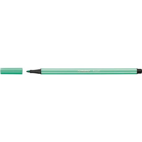 Caneta Pen Stabilo verde água 68/13 Stabilo unid.