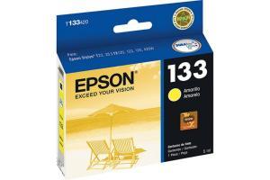 Cartucho de tinta T133420 5ml Amarelo Epson unid.
