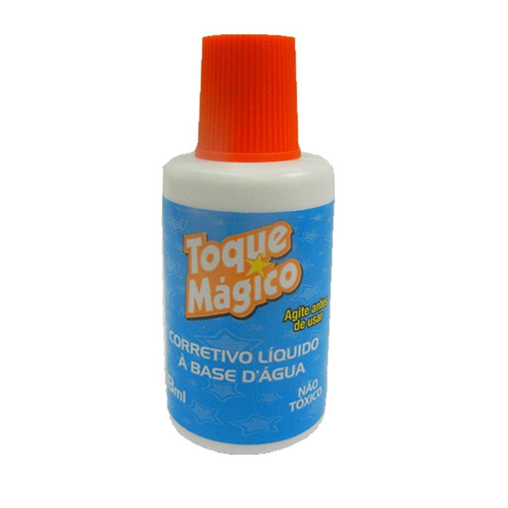 Corretivo Líquido 18 ml Toque Mágico unid.