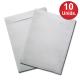 Envelope saco branco 09 x 12 90 grs unid.
