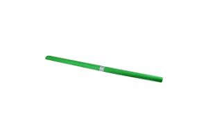 Papel crepom 48cm x 2m verde limao unid.