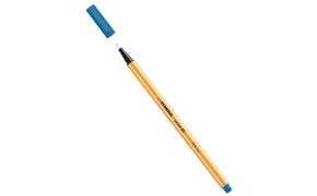 Caneta Point Stabilo 0.4 Fine azul royal Stabilo 88/32 unid.