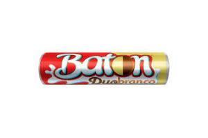 BATON CHOC LEITE/ CHOC BRANCO/CREME/ DUOBRANCO 16 GRS GAROTO UND