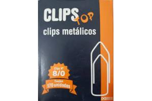 CLIPS N-8/0 C/ 170 UNDS CLIPS TOP CX