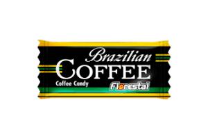 BALA SABOR CAFE BRAZILIAN COFFE 3,63g FLORESTA