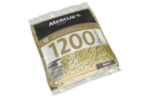 ELASTICO 18 SUPER AMARELO MERCUR PCT 1200 UND